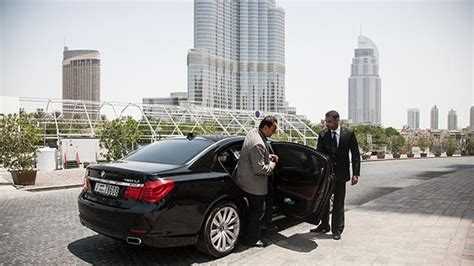 Luxury Car Pickup App Launches In Abu Dhabi