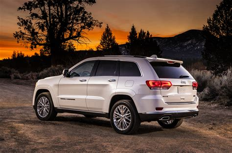 jeep grand cherokee summit testdriventv