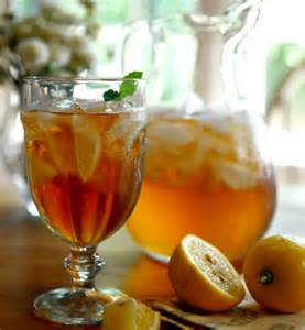 Sweet Iced Tea Pitcher