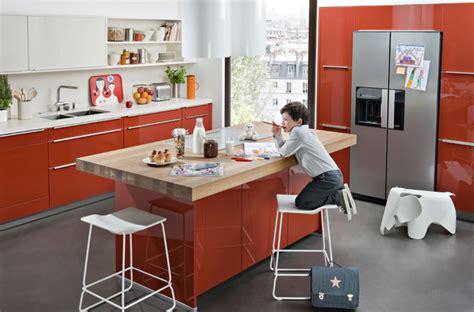 ilots central pour cuisine tendance 5 cuisines ouvertes sur le salon darty vous