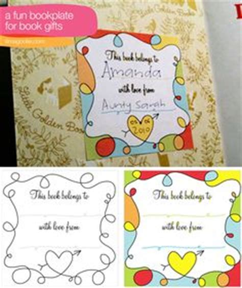 1000+ Images About Bookmarks & Bookplates On Pinterest