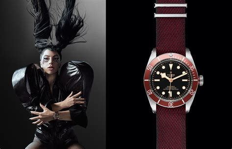 Lady Gaga Is The New Face Of Tudor Watches  Sjx Watches
