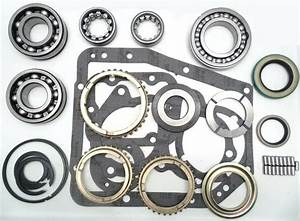Gm Chevy Truck Sm465 Transmission Rebuild Kit 1967