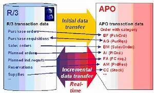Apo Sap Modules Diagram