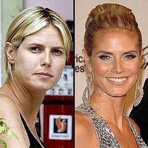 Celebrities without makeup  MSN