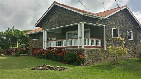 two bed room house 2 bedroom 2 bath house for rent st lucia estate