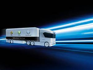 Delphi Technologies For Commercial Vehicles