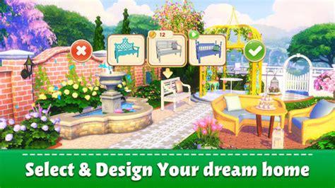 sweet home design  dream home  mod apk