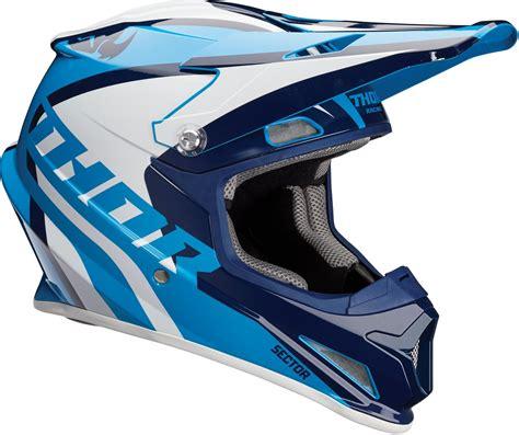 thor helmet motocross thor sector ricochet dot approved mx motocross riding
