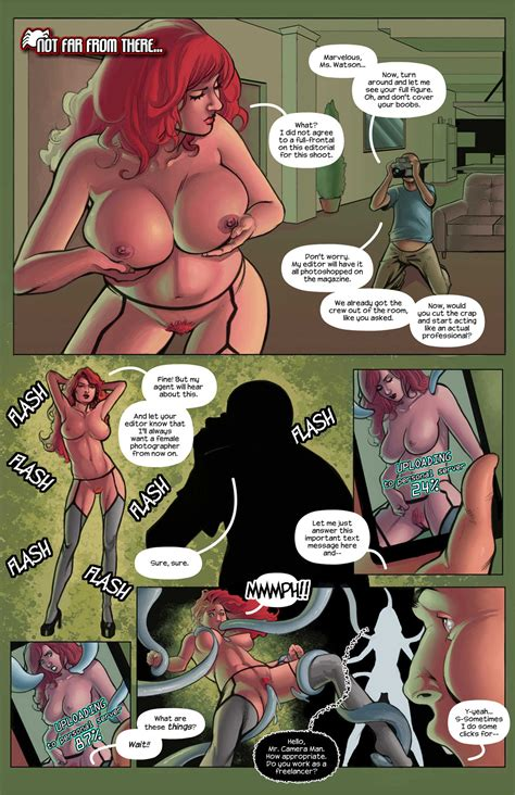 Superhero Babes From Marvel And Dc Comics Have Erotic