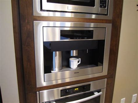 How to make a brown sugar ham glaze. Miele Coffee Maker Trim Kit Frigidaire Microwave Trim Kit   Design your kitchen, Trim kit ...