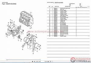 Utilev Forklift Parts Manual