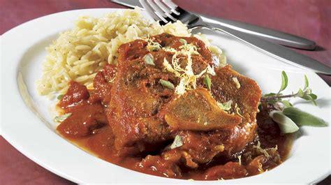cuisine italienne osso bucco osso buco de porc recettes iga porc mijoté recette facile