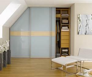 Kleiderschrank Für Schrägen : begehbarer kleiderschrank dachschr ge selber bauen bedroom pinterest begehbarer ~ Sanjose-hotels-ca.com Haus und Dekorationen