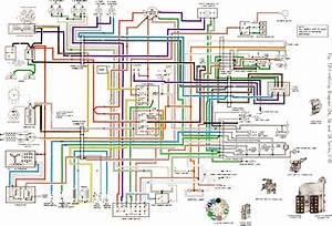 72 Chevelle Dash Wiring Diagram