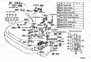 Buy Genuine Switch  U0026 Relay  U0026 Computer For Toyota Corolla 7