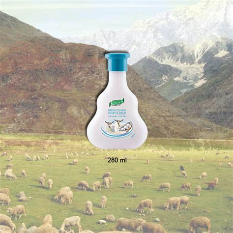 Klinsen Shower Goat Milk uni indo utama klinsen shower brightening goat s