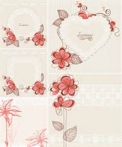Floral Wedding Invitation Template Free