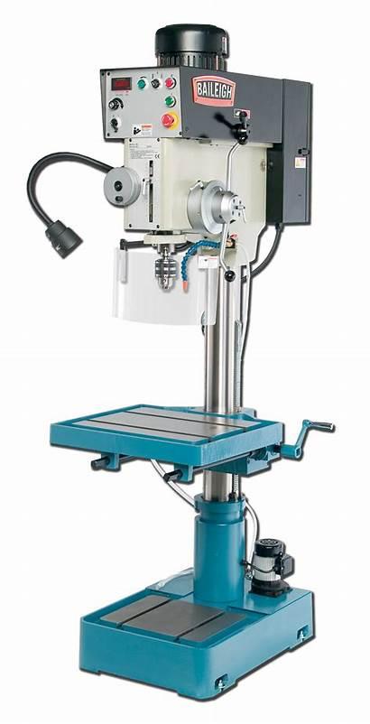 Drill Press Dp Baileigh Pillar Speed Variable