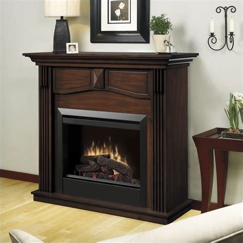 free standing cabinets next to fireplace dimplex holbrook free standing electric burnished walnut