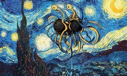 mostro di spaghetti volante civico20 news il pastafarianesimo la nuova religione
