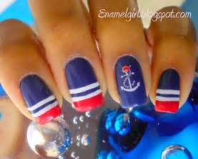 Nail art summer designs