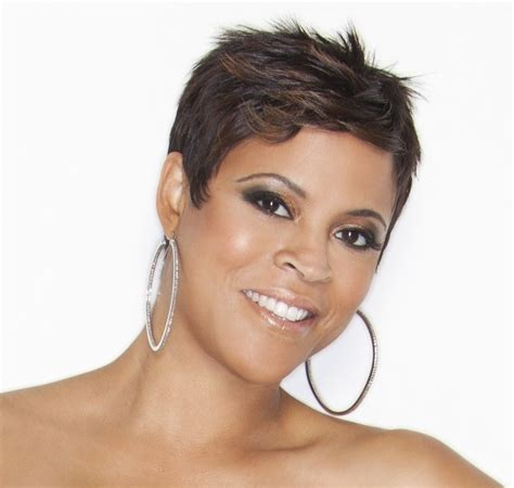 22 easy short hairstyles for african american women