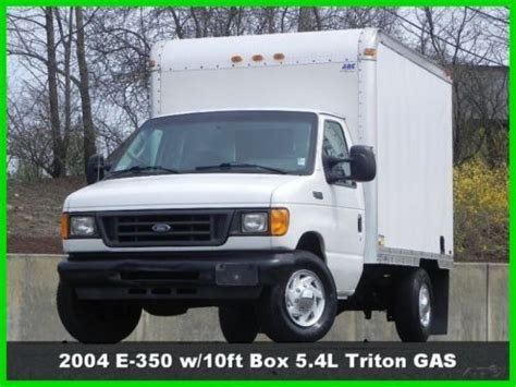 security system 2004 ford e350 auto manual sell used 2004 ford e 350 e350 cutaway van box truck 5 4l v8 triton gas used work vinyl ac in