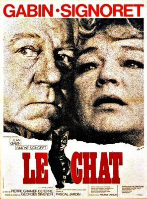 jean gabin film kot le chat
