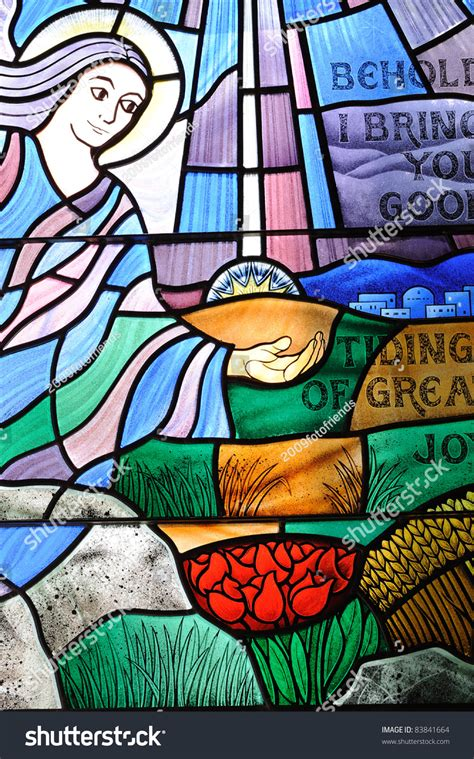stained glass pattern  historical church victoria