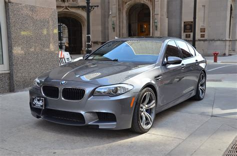 2013 Bmw M5 Stock # Gc1898aa For Sale Near Chicago, Il