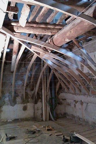 soffitti a botte restauri d arte restauro delle centine soffitto a