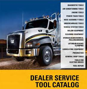 2015 Caterpillar Dealer Service Tool Catalog Repair Workshop Manual