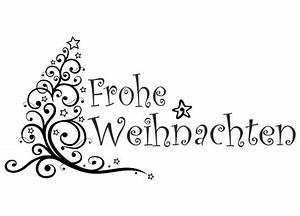Weihnachtsmotive Schwarz Weiß : wandtattoo weihnachten filigraner tannenbaum ~ Buech-reservation.com Haus und Dekorationen