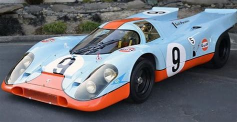 gulf racing colors jewel on sale 1969 porsche 917k in the gulf racing colors