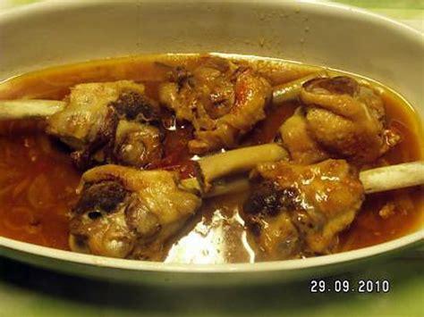 cuisiner manchons de canard recette de manchons de canard sauce madère