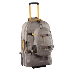 Lightweight Travel Backpack with Wheels