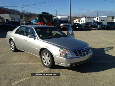 2006 Cadillac Dts 4 6l