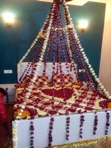 bridal bed room decoration  st night gurgaon delhi