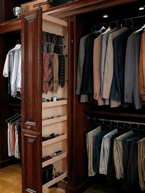 Tie Rack For Closet by Begins At Home Closet Hisness