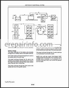 New Holland Ls160 Ls170 Repair Manual  U2013 Erepairinfo Com