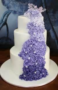 purple wedding cake 39 s cakes beautiful graduating purple wedding cake