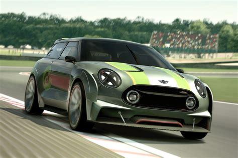 Mini Concept Cars by Mini New Clubman Vision Concept Car On Gran Turismo