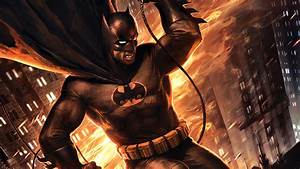 Batman: The Dark Knight Returns, Part 2 | Movie fanart ...