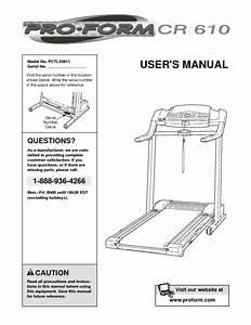 Cr 610 Manuals