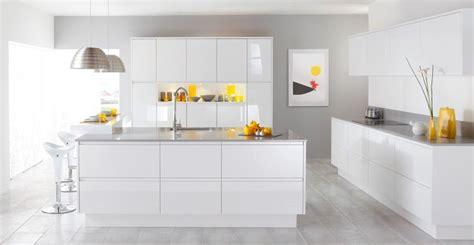 photos cuisine blanche la cuisine blanche le des cuisines