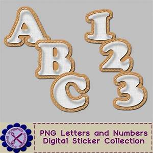 25 best images about digital alphabet letters scrappng With scrapbooking letters and numbers