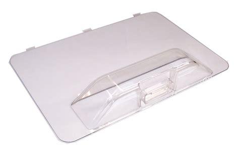 apple 815 8163 01 powermac g5 clear plastic air deflector door ebay