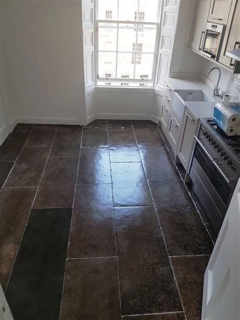 flagstone kitchen floor edinburgh tile doctor your local tile and grout 3766