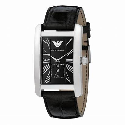 Armani Emporio Mens Leather Watches Classic Band